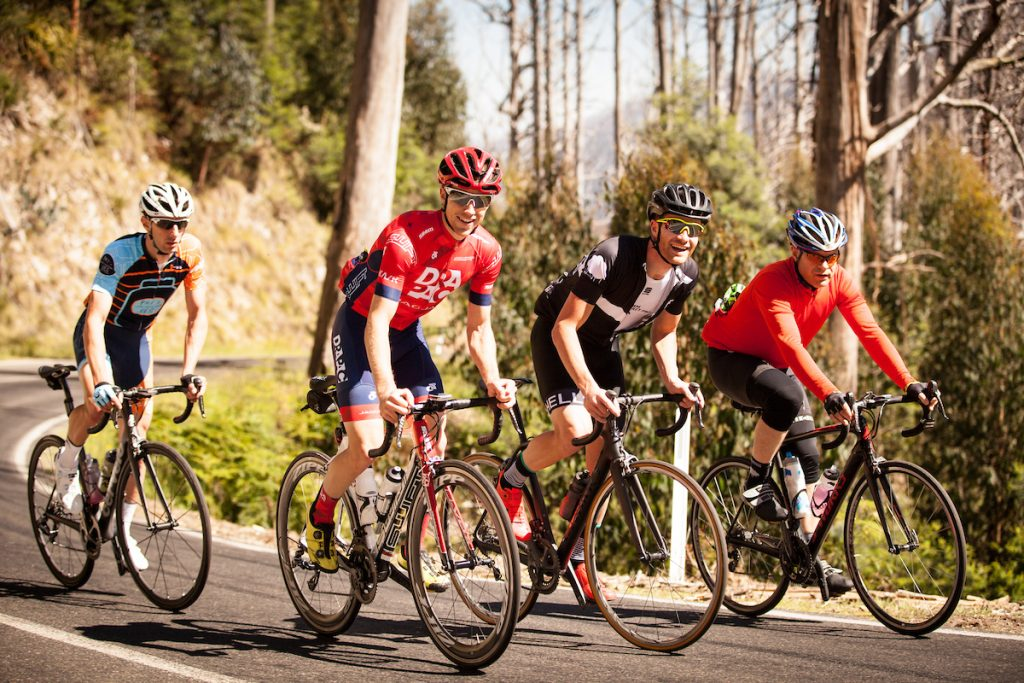 High Country Cycling. Photo: Kirsten Simpson Photography. Copyright