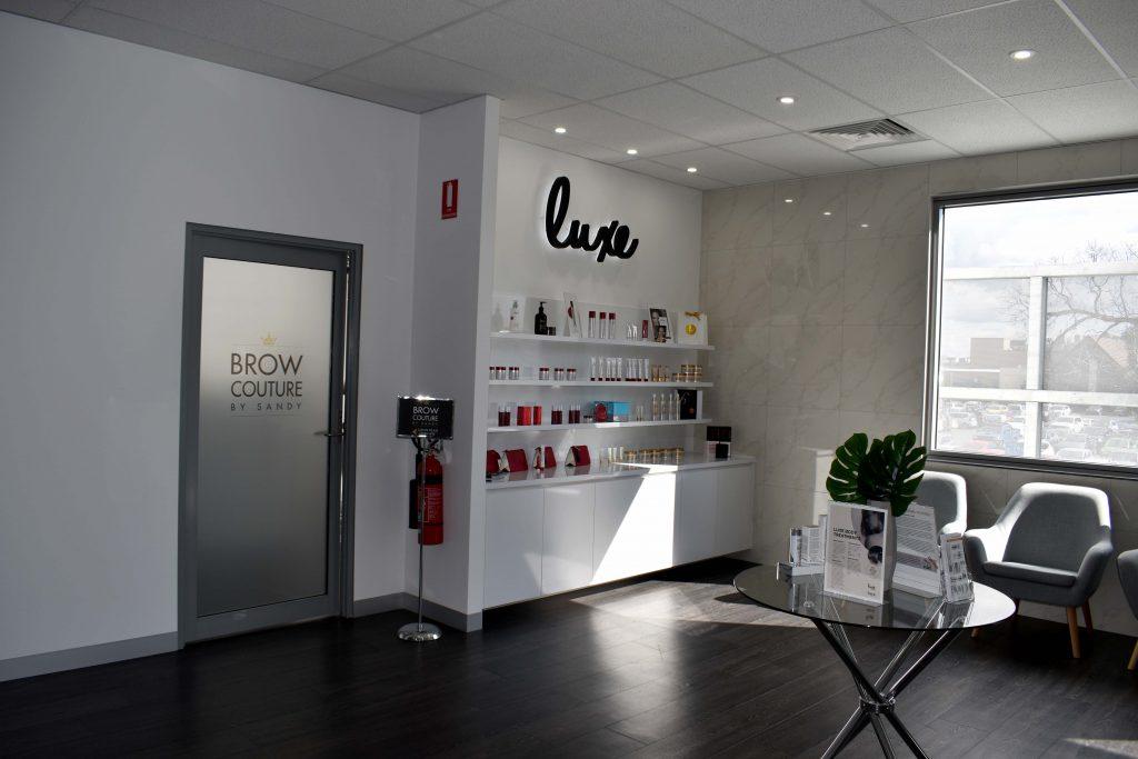 Luxe Skin Clinic, David Street Albury.