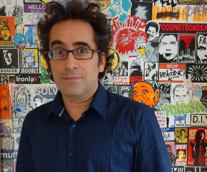 Danny Katz to feature at Write Around the Murray Festival.